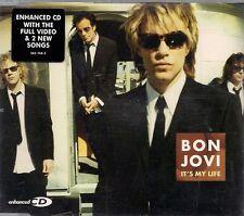 Bon Jovi It's My Life UK CD Single