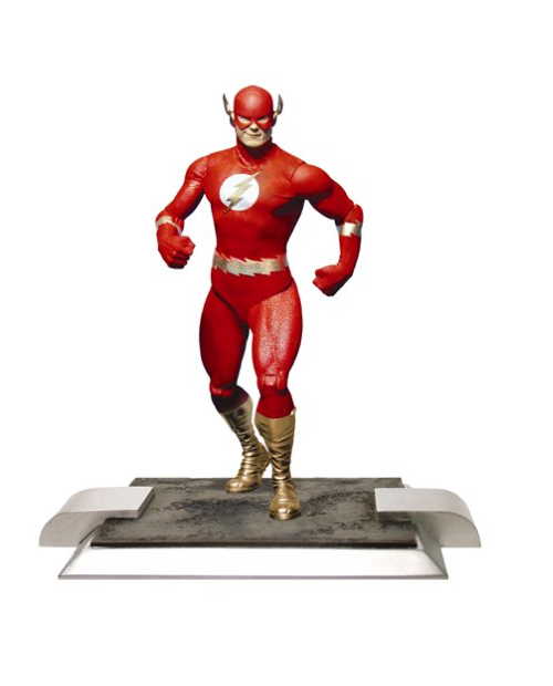 Justice League Alex Ross Series 1: The Flash 7