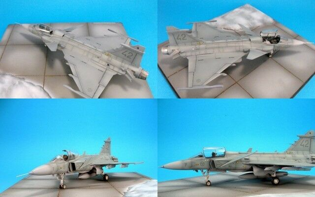 JAS-39 Swedish Air Force – Wing F7