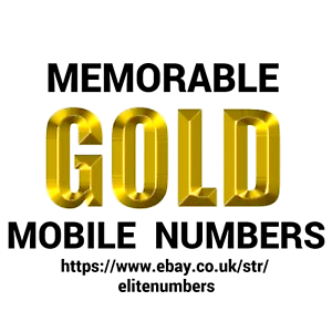 EASY MEMORABLE MOBILE NUMBER GOLD DIAMOND PLATINUM PAY AS ...