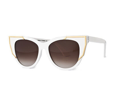 Sunglasses Thierry Lasry Butterscotchy 000 White 100% Authentic New