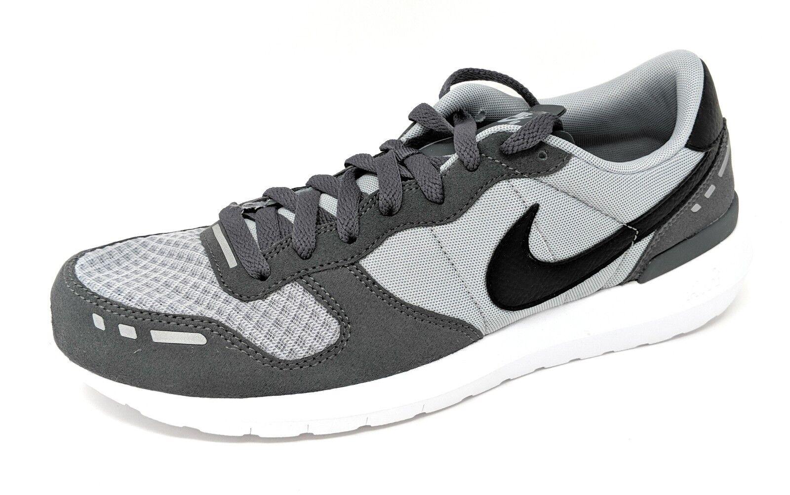 Nike air vrtx  17 rennen sz.9. wolf med wolf sz.9. grau / schwarz - dk grau 75e093
