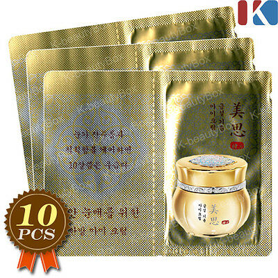 MISSHA Misa Gold Snow Gumsul Giyun Eye Cream / Anti-Aging Lifting/Firming Cream
