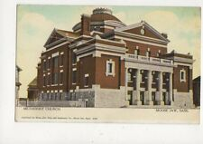 Methodist Church Moose Jaw Sask Canada Vintage Postcard 749a