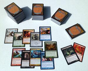 mtg-Magic-the-Gathering-400-CARD-LOT-collection-bulk-cards-dragon-rare-mythic