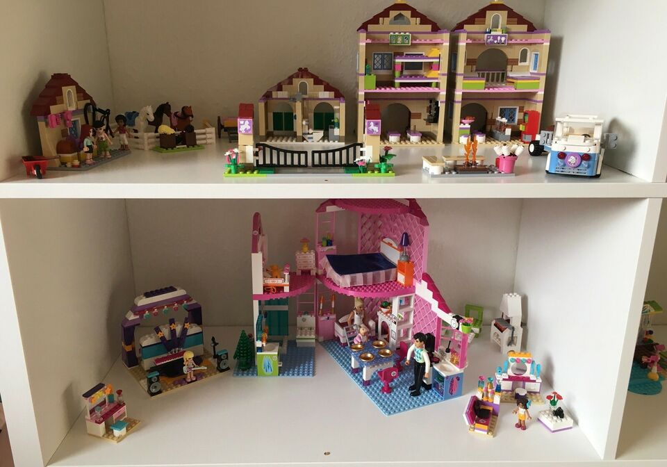 Lego Friends, Rehearsal stage