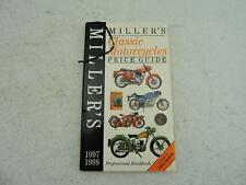 1997-98 Miller's Classic Motorcycles Price Guide Triumph Norton BSA Indian L7129