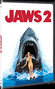 Jaws 2 1978 Widescreen Suspense Action Thriller Dvd 2018 W Roy Scheider 191329143919 Ebay