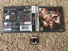 CONTRA 4 - NINTENDO DS , DSI XL , RARE