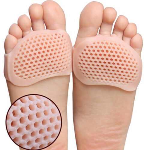 Forefoot Cushion Metatarsal Pads Pain Relief Silicone Gel Bunion Protector