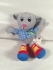 Tommy Boy Plush Stuffed Mouse ~ Thomas Nelson Raising Faithful Kids