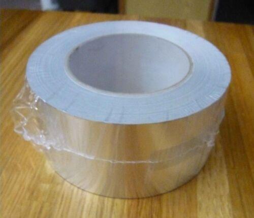 Reinaluminium-Klebeband Alu Plexiglas Wellplatten Aluklebeband  60//80//100mm 50m