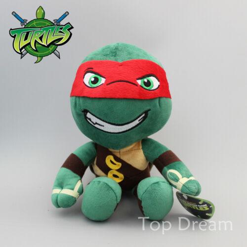 "Novo Teenage Mutant Ninja Turtles Conjunto De 4 Pelúcia Brinquedo de pelúcia macio Boneca 12/"" 30CM"