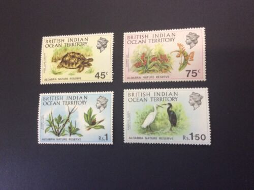 British Indian Ocean Territory SG369 Flora & Fauna MNH Unmounted Mint