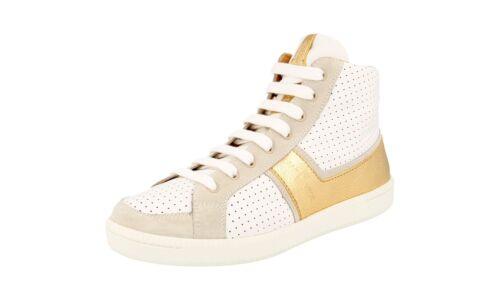 Platino Chaussures By Kdt46k 36 Bianco 36 Nouveaux 5 Shoe Car Prada wgBxqgYr