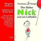 Der kleine Nick und sein Luftballon von Jean-Jacques Sempé und René Goscinny (2009)