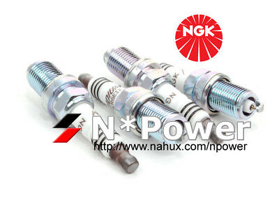 4X New *Champion* Spark Plug For Toyota Corolla Ae101 1.6L 4A-Fe.