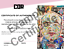 miniature 8 - CUBISM IMPRESSIONIST LADY FINE ART ORIGINAL SIGNED NUMBERED CONTEMPORARY HOME