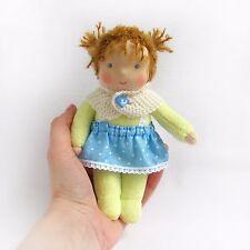 "7"" (18 cm) small Waldorf doll"