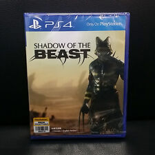 Shadow of The Beast PS4 GAME English/Chinese Subtitles NEW Physical Game Disc