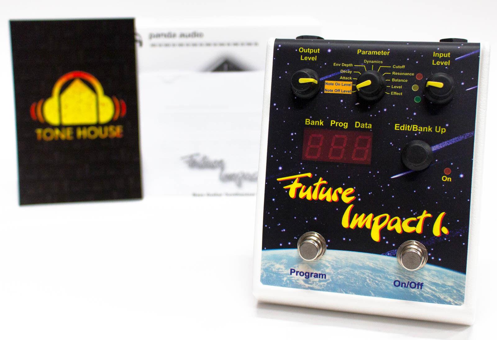 Panda Audio Future Impact FI-1 Bass Guitar Synth Effect Pedal - NEW