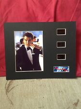 James Bond die another day 10 x 8 film cell display
