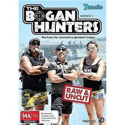 1 of 1 - The Bogan Hunters : Series 1 (DVD, 2014, 2-Disc Set)-free postage