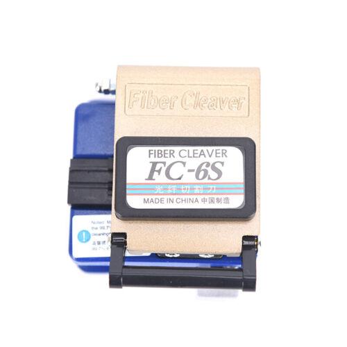 FTTH FC-6S 2 Allen Wrench bag CFS-2  CPFB01 Optical Fiber Cleaver tool kit4H