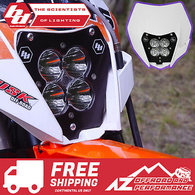 KTM LED Headlight Kit DC 2014-2016 XL Sport Baja Designs