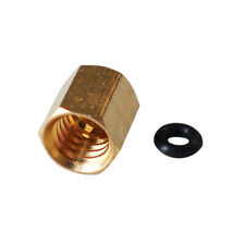 10pcs Copper Screw With O Ring For Small Damper Ink Piping 183mm