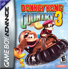 Donkey Kong Country 3 GBA Great Condition Fast Shipping
