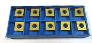Complexé 10 Plaques Tournant Pour Le Fraisage Mpfw 1104 Pptr Sfz De Stellram Neuf H24586-afficher Le Titre D'origine