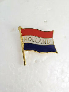 Holland-Netherlands-Lapel-Hat-Collectible-Pin