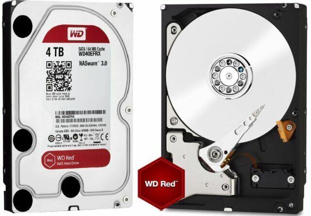 Wd Purple 6tb Surveillance Hdd Hard Disk Drive Sata 6 0gb S 3 5 Wd60ejrx For Sale Online Ebay