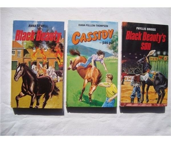 hestebøger