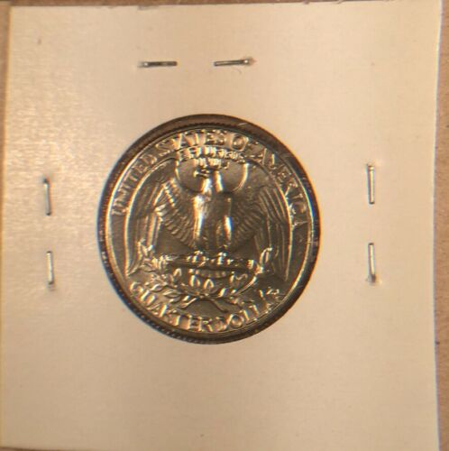 1985 P Washington Quarter Gem BU original