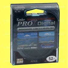 Genuine Kenko 52mm Pro1 D Digital Circular CPL Filter Pro1D CIR C-PL Polarizer