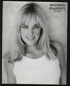 Maureen Flaherty - 8x10 Headshot Photo w/ Resume - The