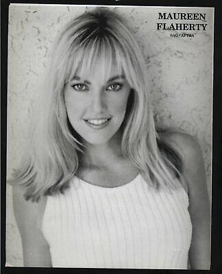 Maureen Flaherty - 8x10 Headshot Photo w/ Resume - Bikini