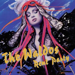 THE-WALDOS-039-Rent-Party-039-bonus-tracks-WALTER-LURE-CD-Heartbreakers-punk-sealed