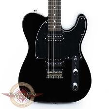 Brand New Fender Standard Telecaster HH Rosewood Fingerboard in Black