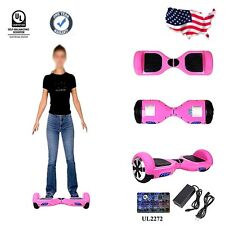 6.5in UL Listed 2x Wheel Hoverboard Self-Balancing Electric Scooter Skateboard