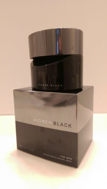 Etiene Aigner Aigner Black 4.25oz Men's Eau de Toilette Spray- New in Box-Sealed