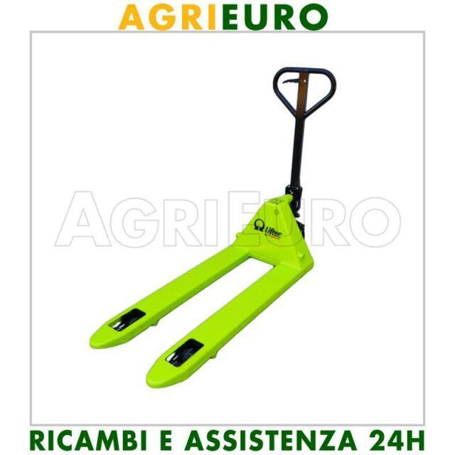 1150mm x 525mm Transpallet Carrello Elevatore manuale 2200 kg 2,2 t