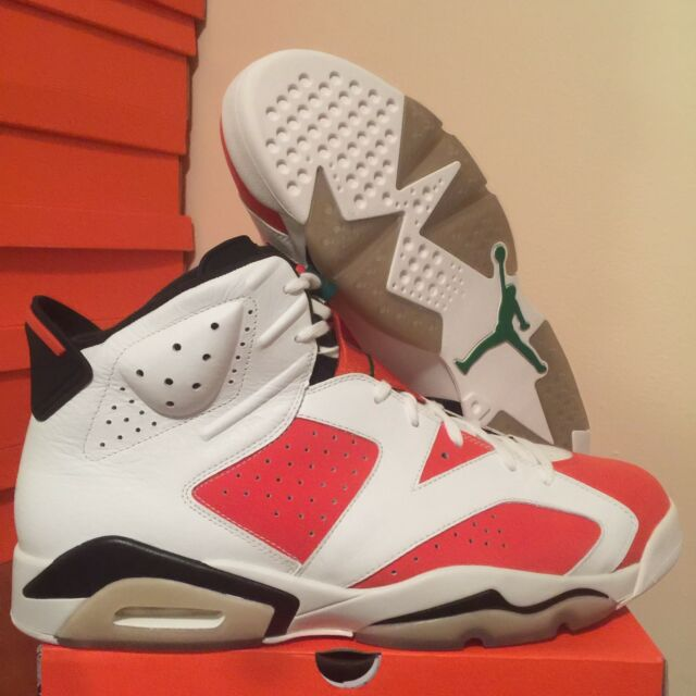 b580623bd10a59 Air Jordan 6 Gatorade Be Like Mike Edition Size 16 Team Orange Green  Deadstock 1 for sale online