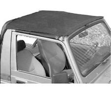 95-98 Geo Tracker and Suzuki Sidekick Brief Bikini Bimini Top Black Denim 91115