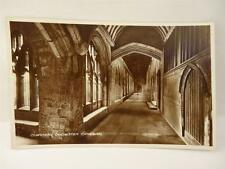 *VINTAGE CLOISTERS, CHICHESTER CATHEDRAL POSTCARD**