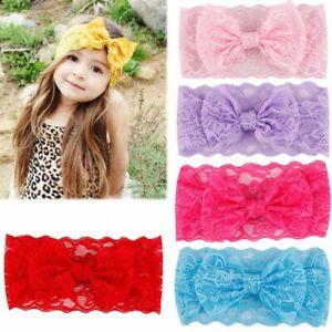 Cute-BowKnot-Baby-Girls-Flower-Elastic-Lace-Headband-Hair-Band-Headwear