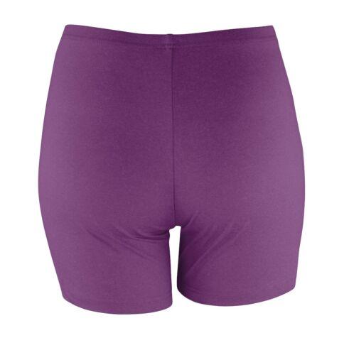 Femmes Cyclisme Short pour Casual Wear /& Gym//Running Leggings Tailles 8-22 ∣ 23K vendu