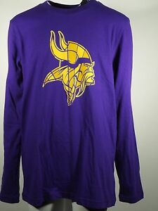4df7dedf Details about Youth Size Minnesota Vikings Football NFL official Long  Sleeve Shirt New